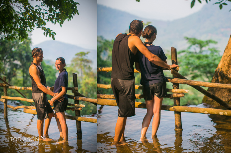 Engagement Photos Laos