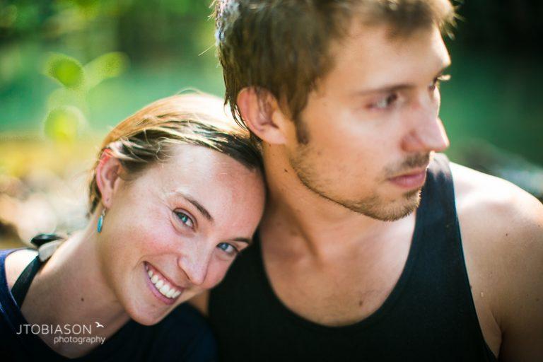 Megan & Tad | Angkor Wat Engagement Shoot