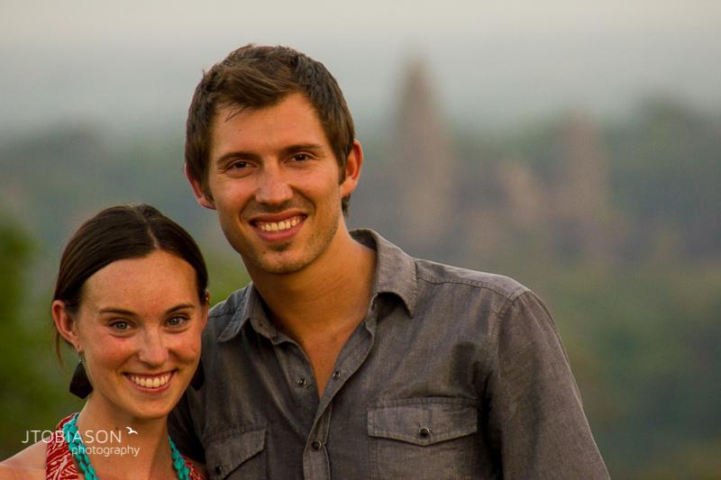 Freinds Angkor Wat
