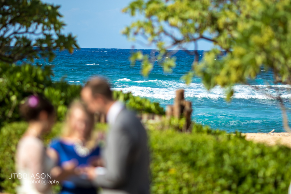 Kauai Beach Wedding photo