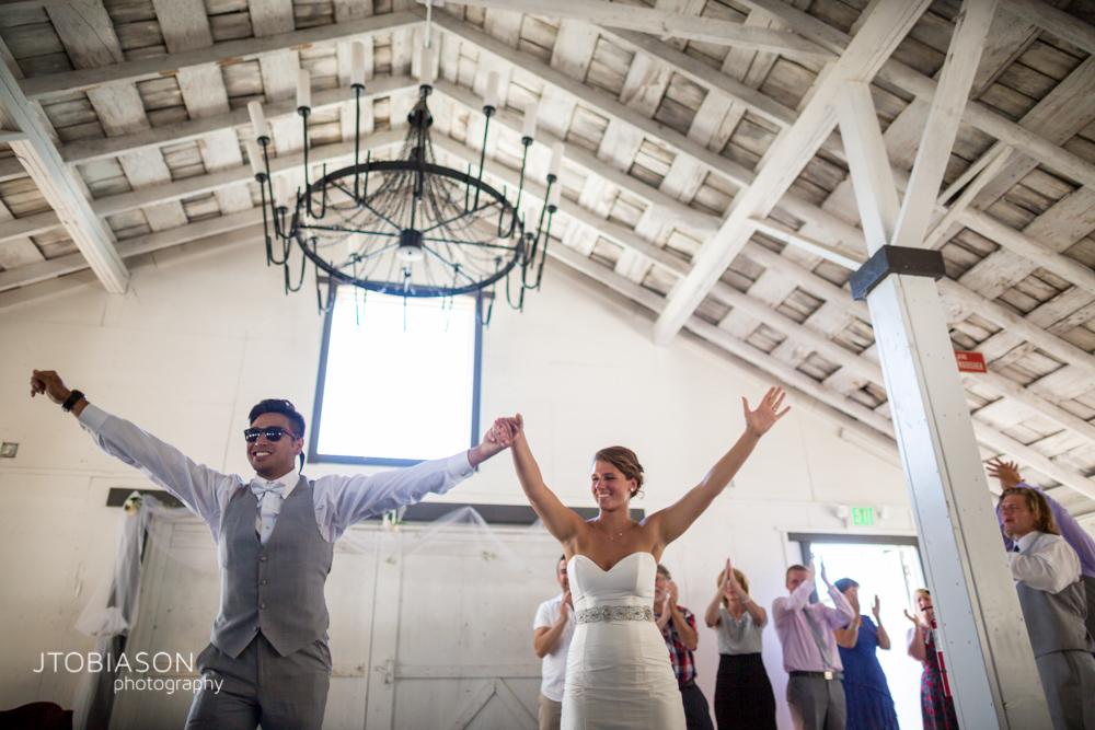 Intro dance Dariyland Wedding photo