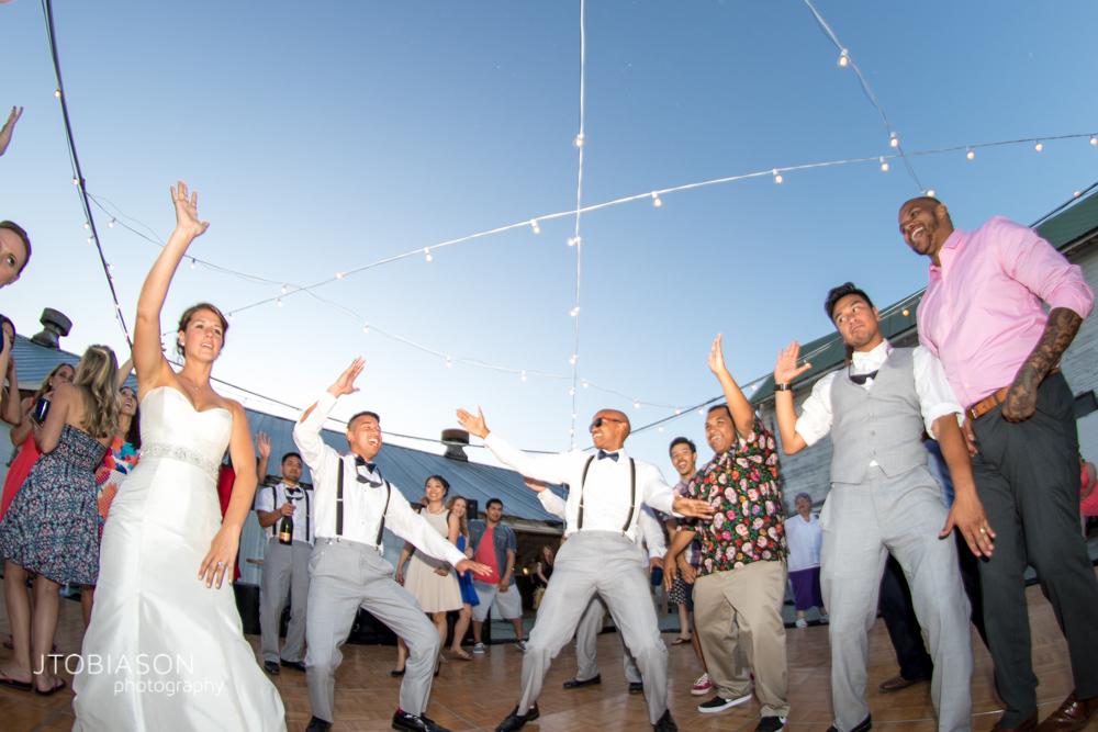 Dancing at Dariyland Wedding photo
