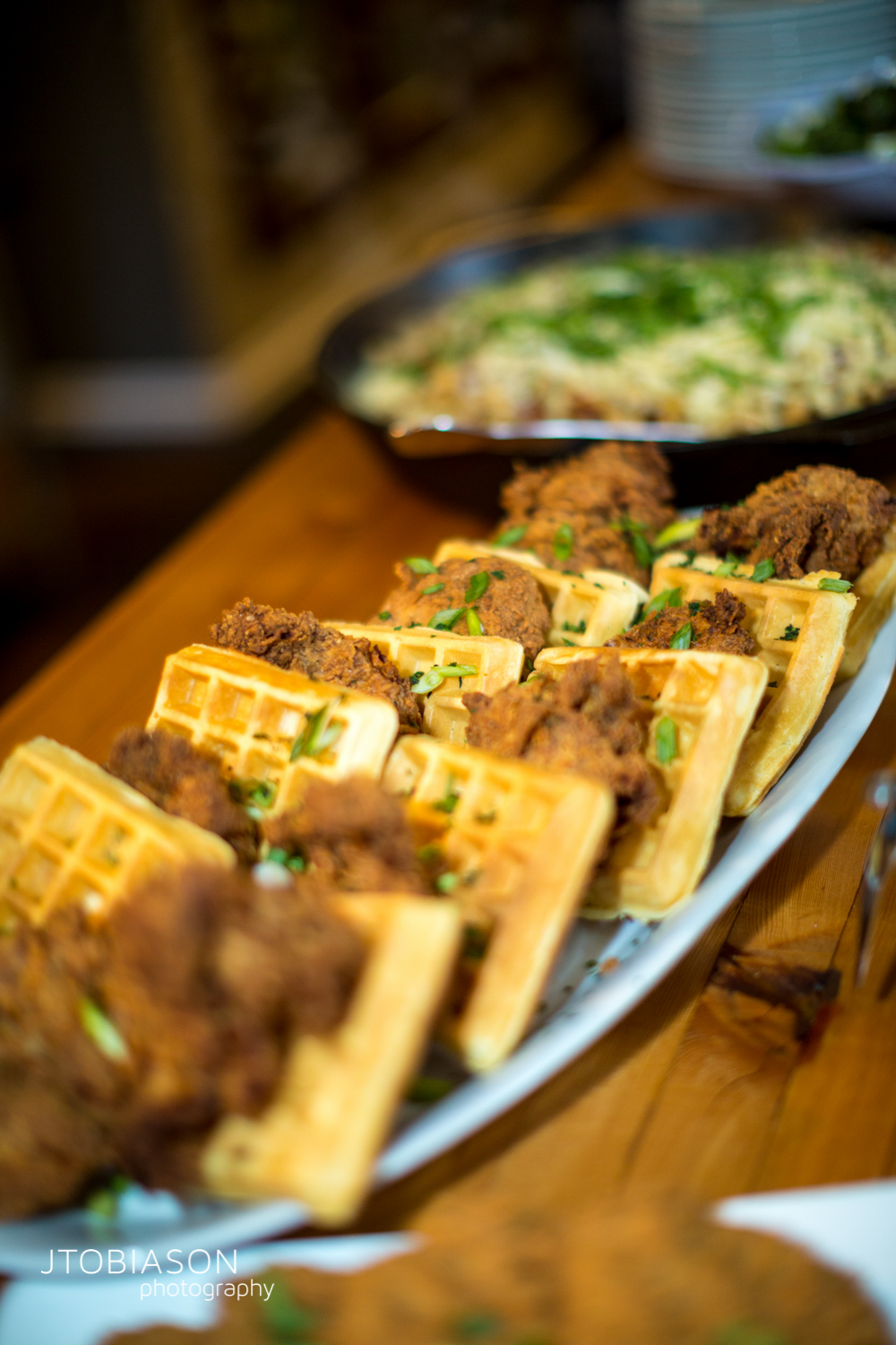 35 - chicken and waffles photo