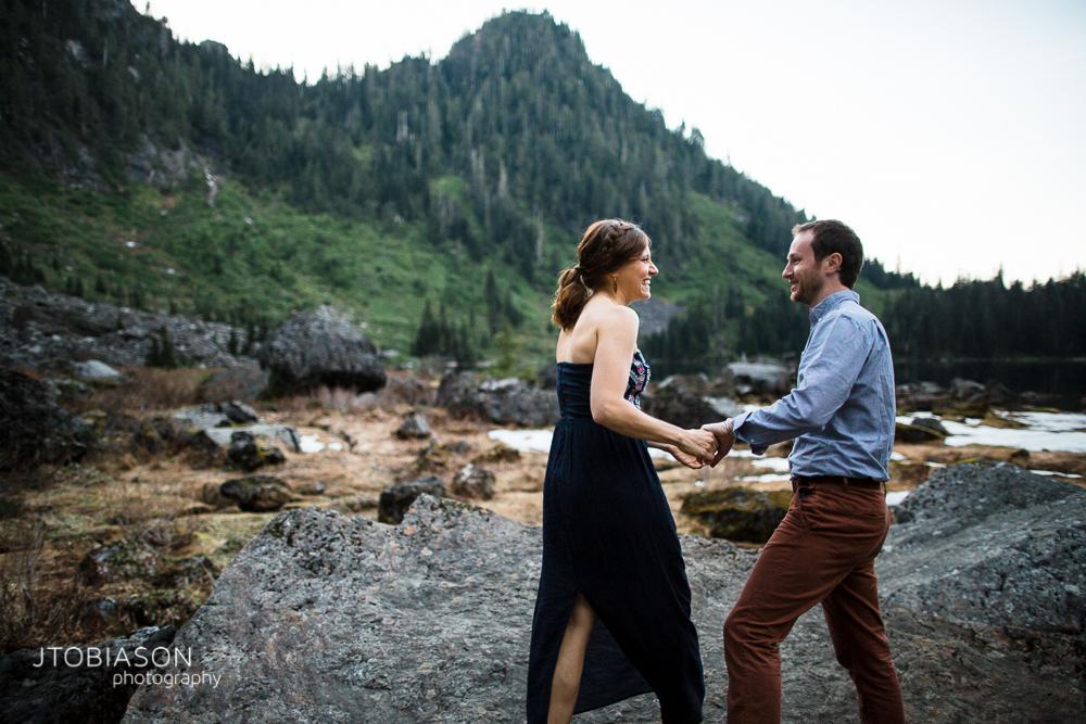 16 - Lake 22 Engagement photo