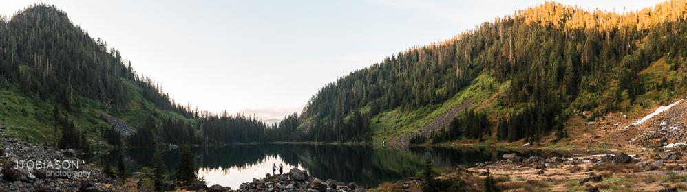 24 - Lake 22 Engagement photo