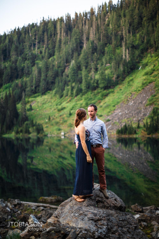 37 - Lake 22 Engagement photo