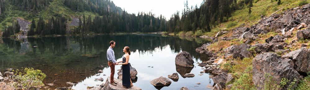 9 - Lake 22 Engagement photo