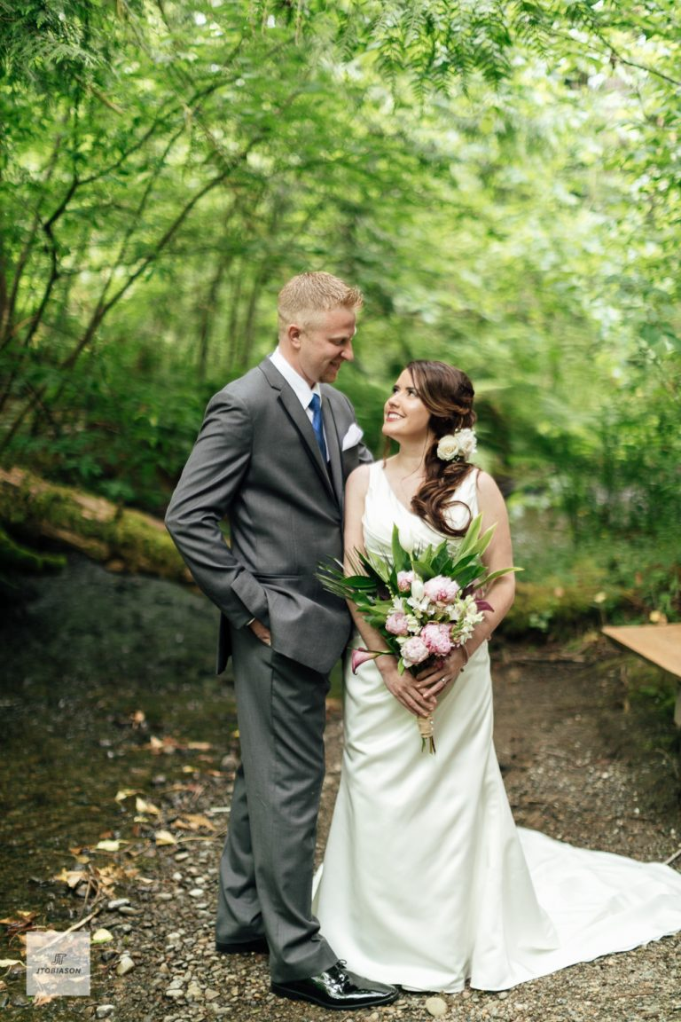 Skip & Suzy Wedding Preview | Robin Hood Village Wedding | Hood Canal Wedding