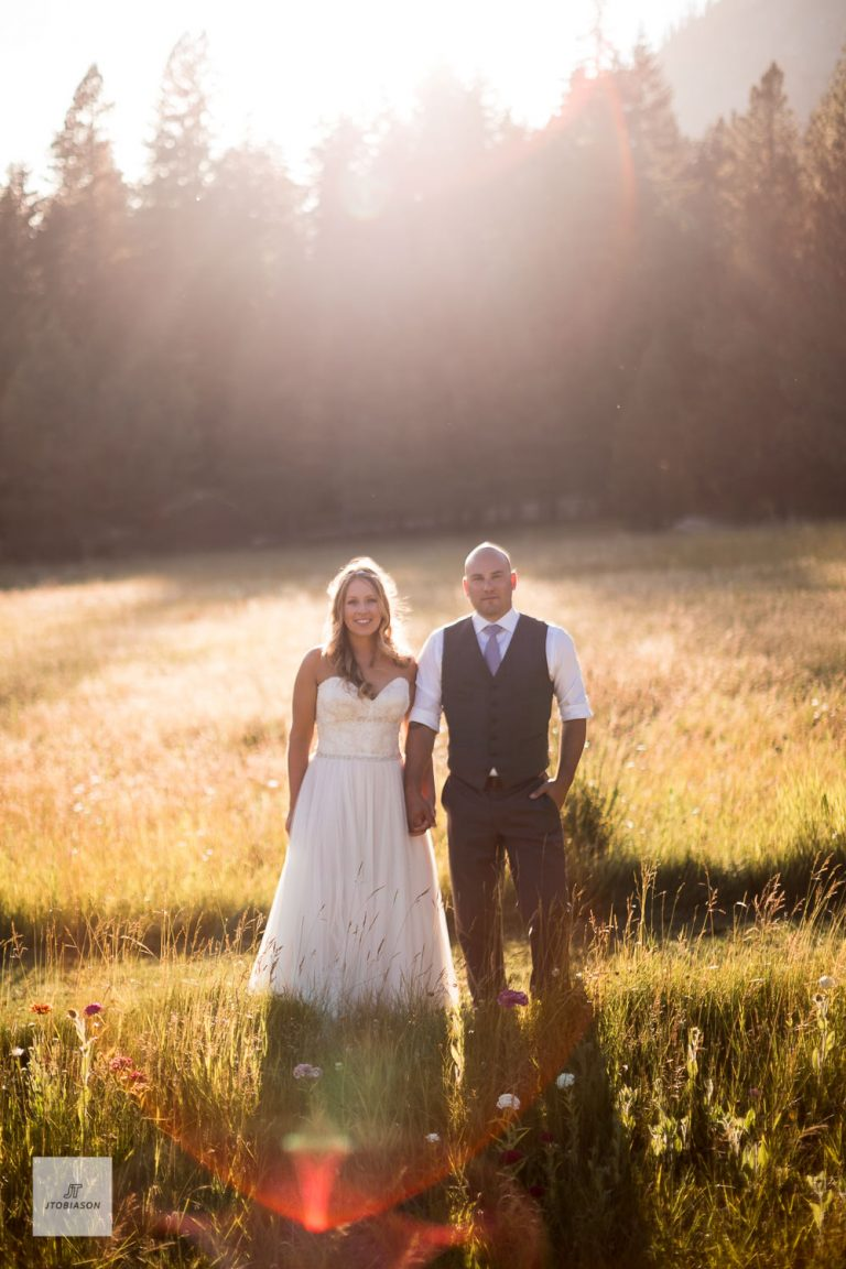 Lake Wenatchee State Park Wedding | Joe & Teresa