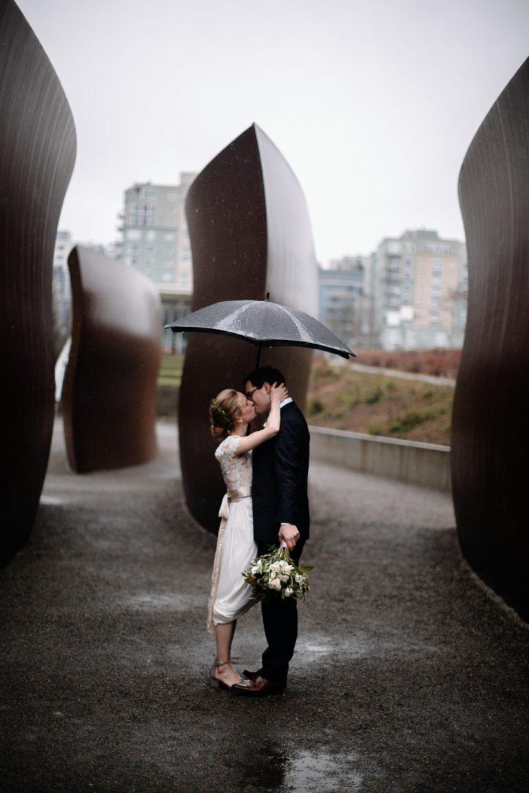 Elope in Seattle | Sarah & Graff