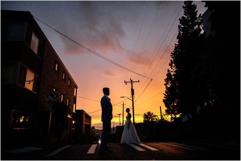Rainier Chapter House Wedding | Jackson & Molly