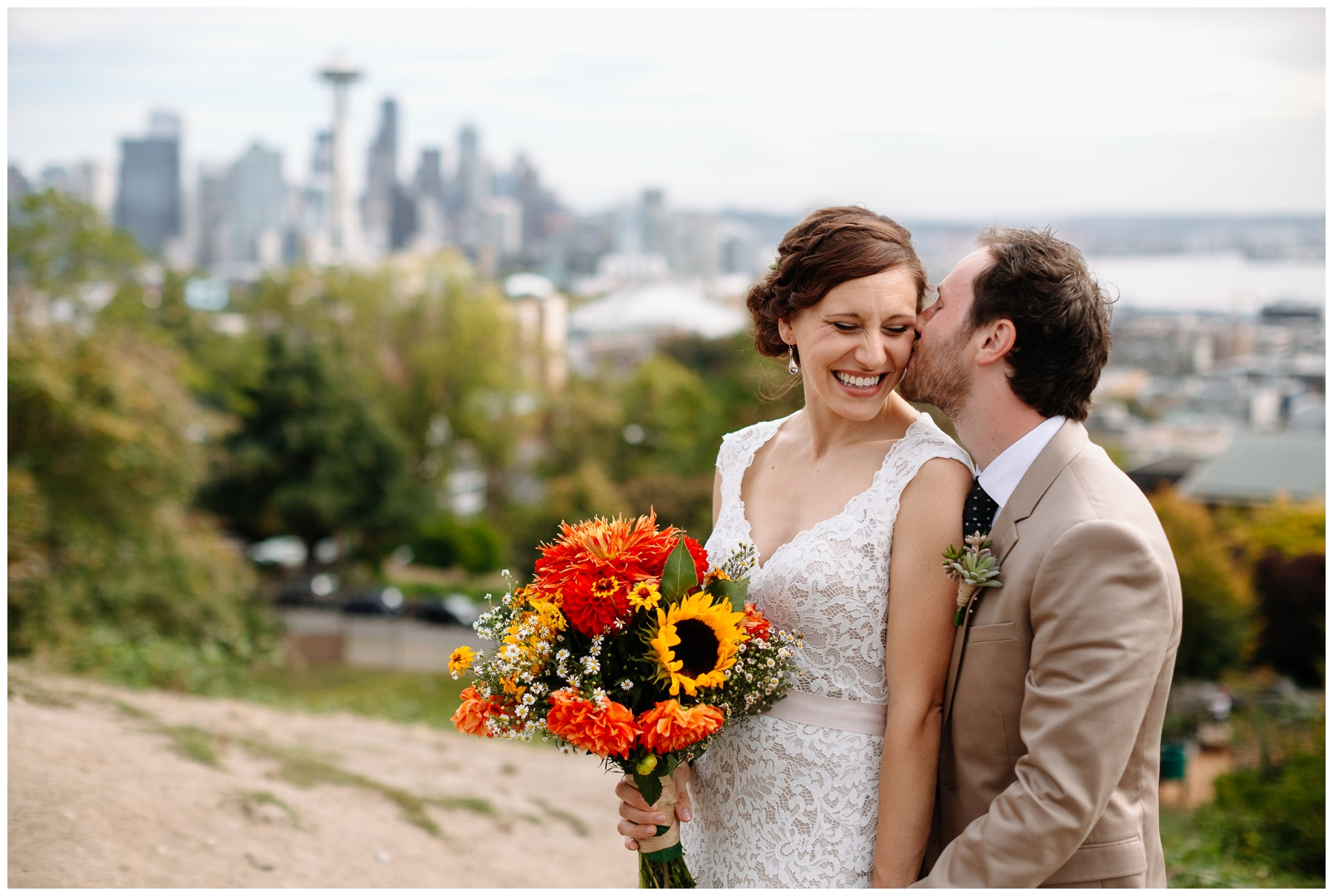 Kerry park best places in seattle to propose