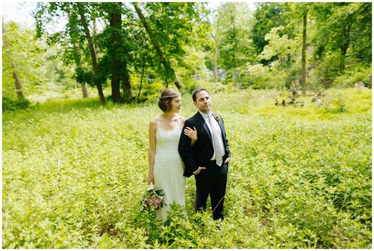 Stony Point Wedding in New York | Emily & Eric