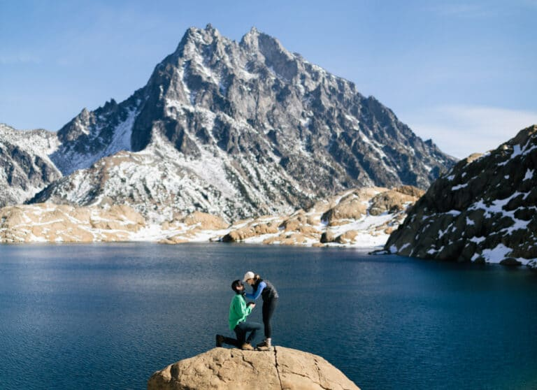 How to plan a hiking proposal