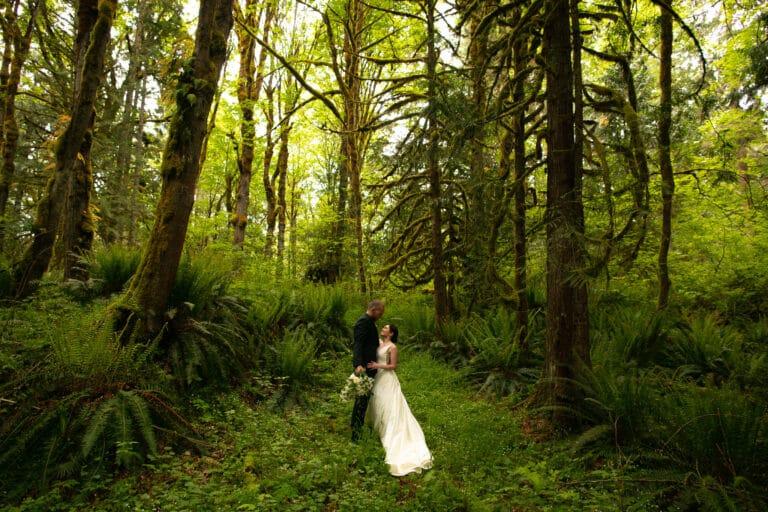 Justin and Sarah wedding
