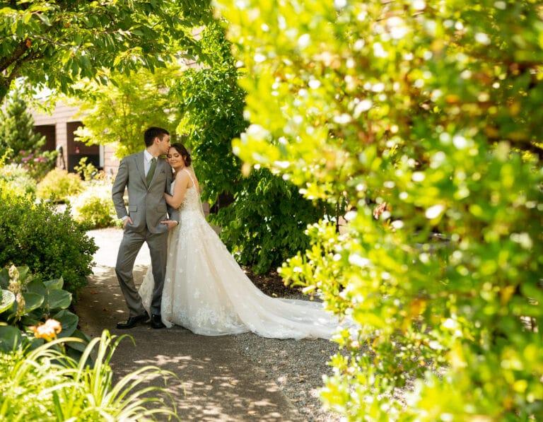 Salish Lodge Wedding | Emilio & Natascha