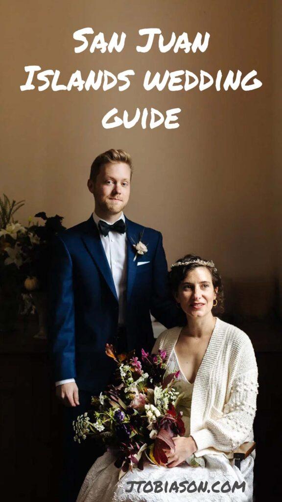 San Juan Islands wedding guide